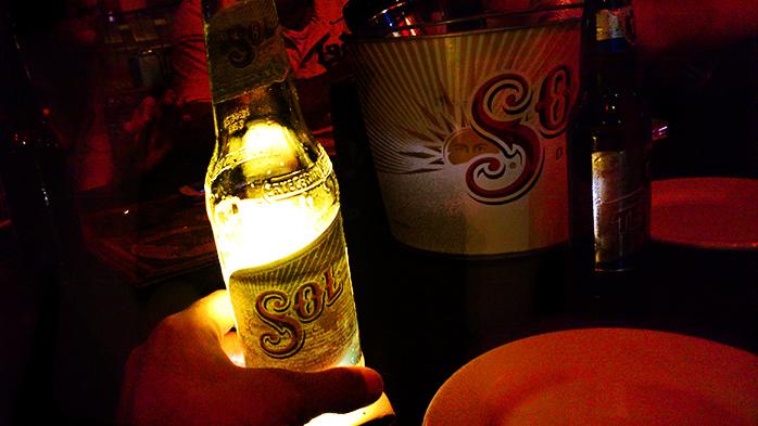foto cerveza mexicana