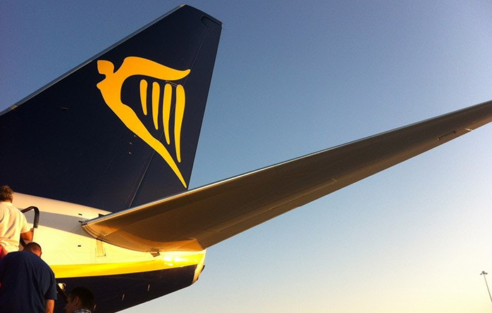 A nosotros nos mola Ryanair!!!
