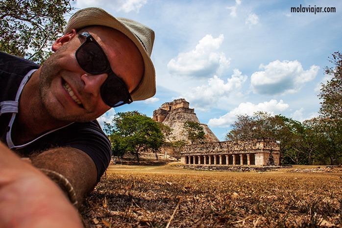 ruinas mayas de uxmal