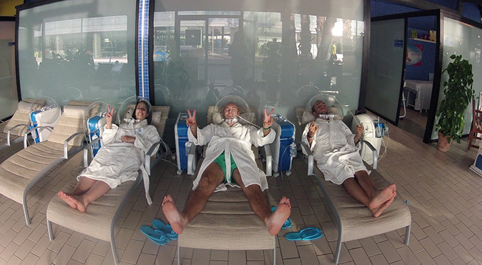 masaje Aquum tarragona