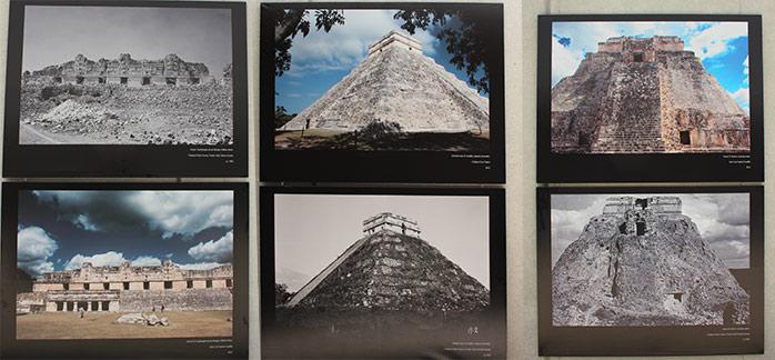 las ruinas mayas fotos