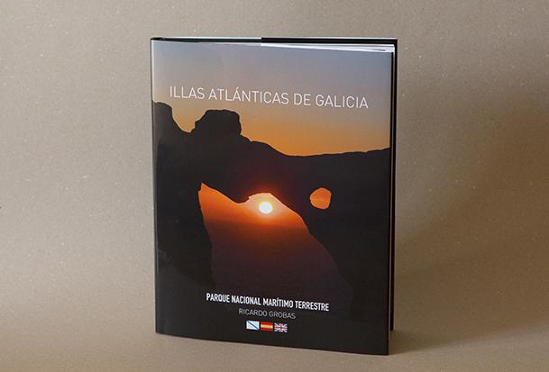 libro de fotografía : el Parque Nacional Marítimo Terrestre de las Islas Atlánticas de Galicia -