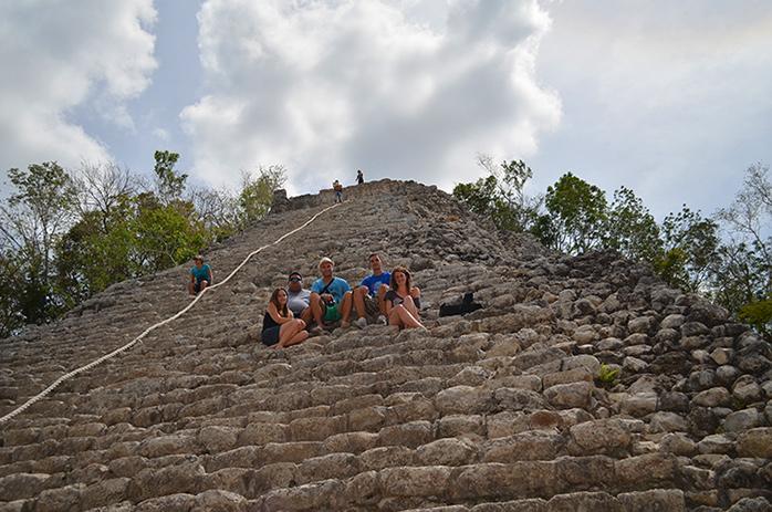 pirámide Nohoch Mul