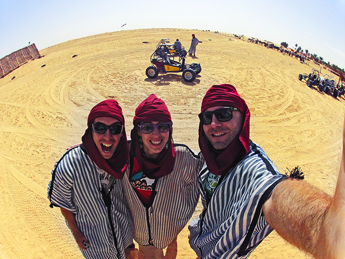 actividades en Tunez gopro molaviajar