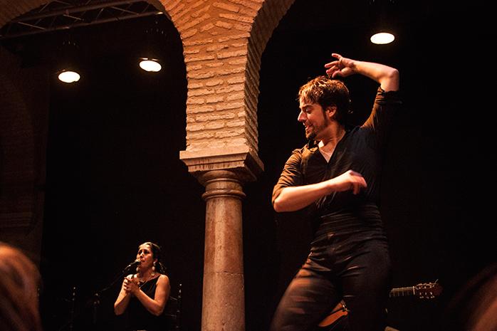 molaviajar y el flamenco