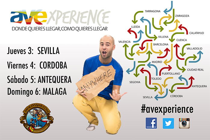 Avexprecience molaviajar