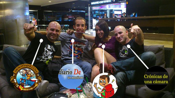 bloggers de viaje españa