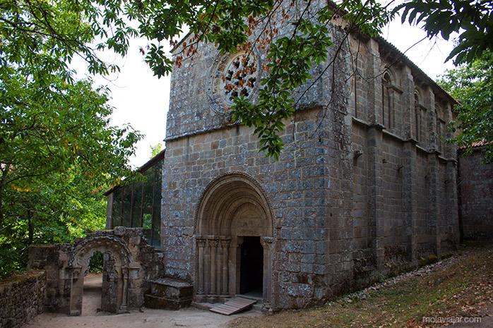 monasterio galicia molaviajar