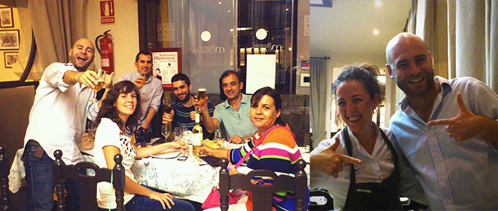 comida blogtrip andalucia