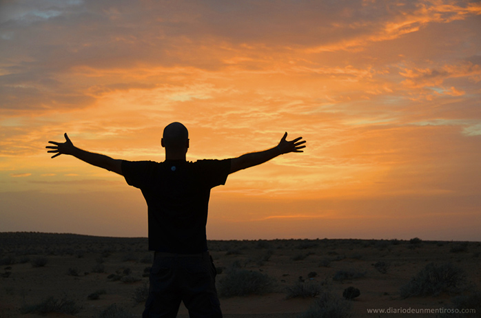 puesta de sol tunez adri molaviajar