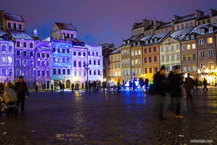 reconstruccion varsovia. Qué ver en Varsovia en un día