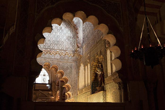 mezquita. Qué ver en Córdoba en un día