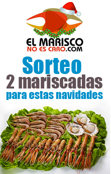 Regalamos marisco