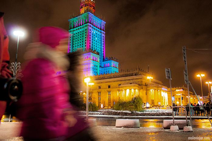 Palac Kultury i Nauki. Qué ver en Varsovia en un día