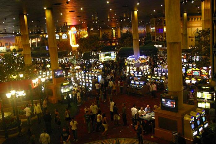como sn los casinos de las vegas