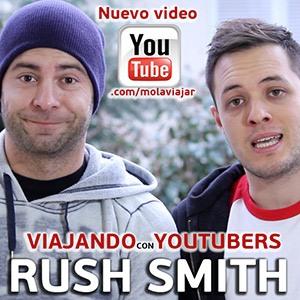 youtubers de viajes