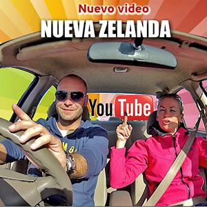 RoadTrip Nueva Zelanda en Caravana