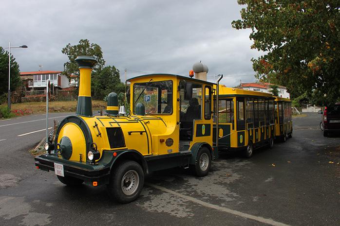 tren turistico ribeira sacra