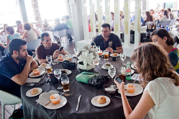 restaurante puerto malaga