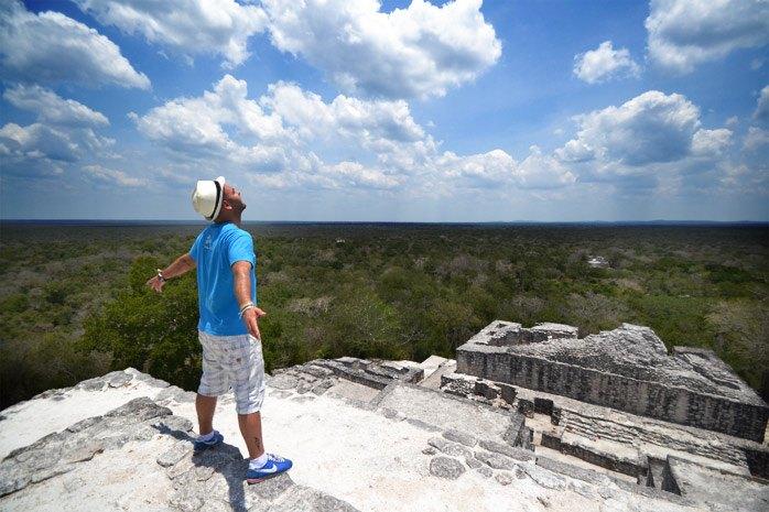 Ruta Maya por el Sureste mexicano