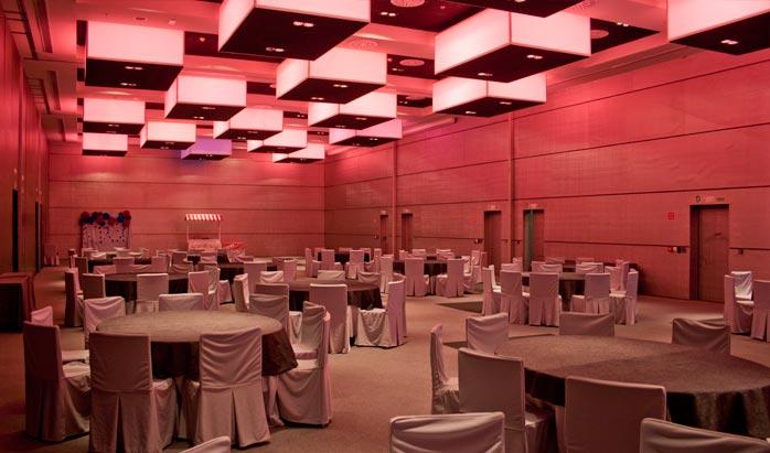 salon bodas hotel barcelo malaga