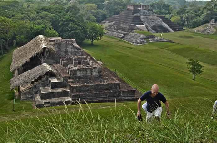 Ruta Maya por el Sudeste mexicano