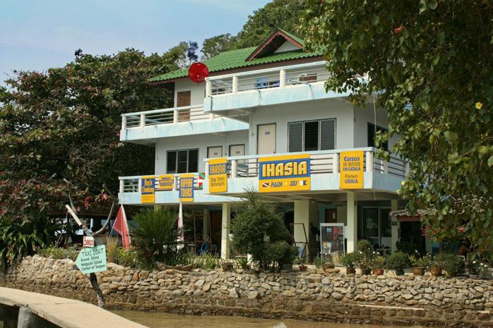 curso de buceo en Koh tao