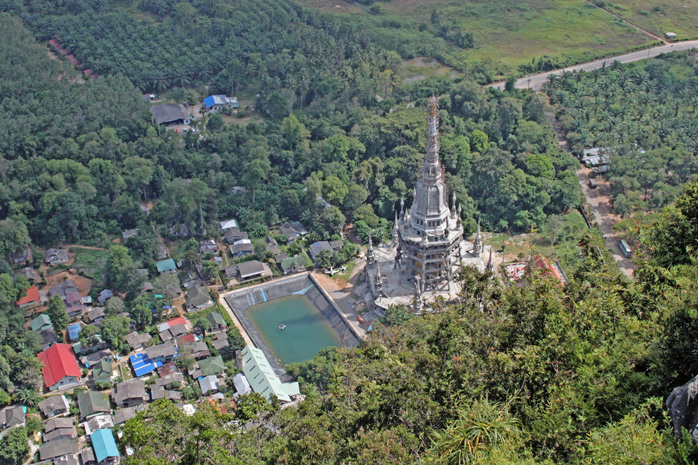 vista  aerea tailandia