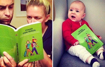 libro viajar con niños