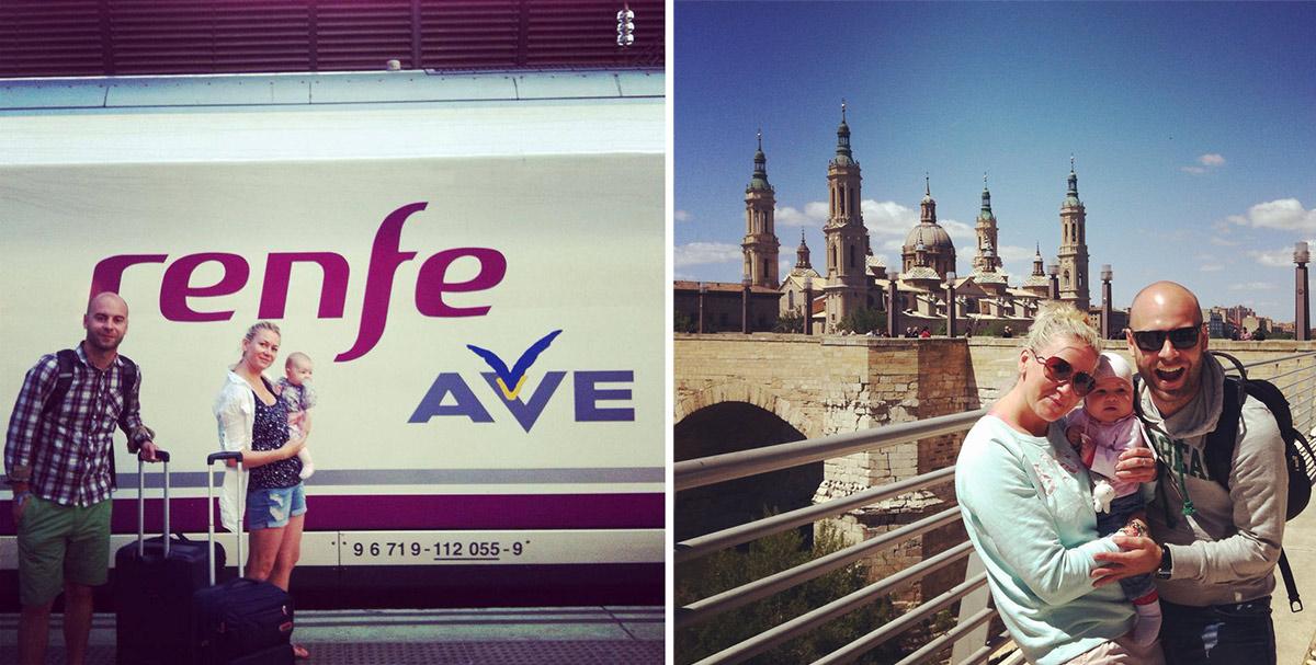 Renfe Spain Pass