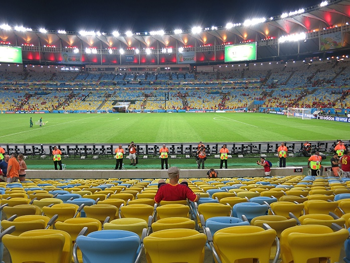 Mundial de Brasil (2/2)