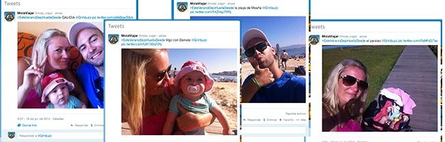molaviajar adri y gosi selfie