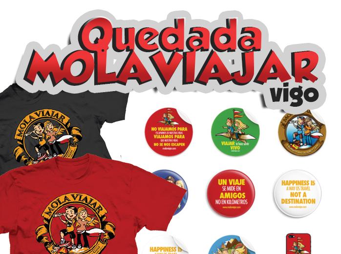 Quedada Molaviajar en Vigo