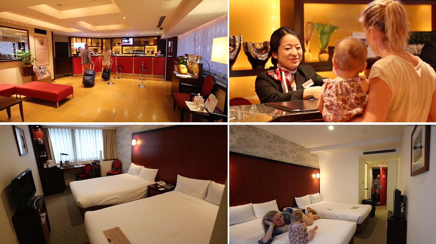 hotel de lujo en ginza