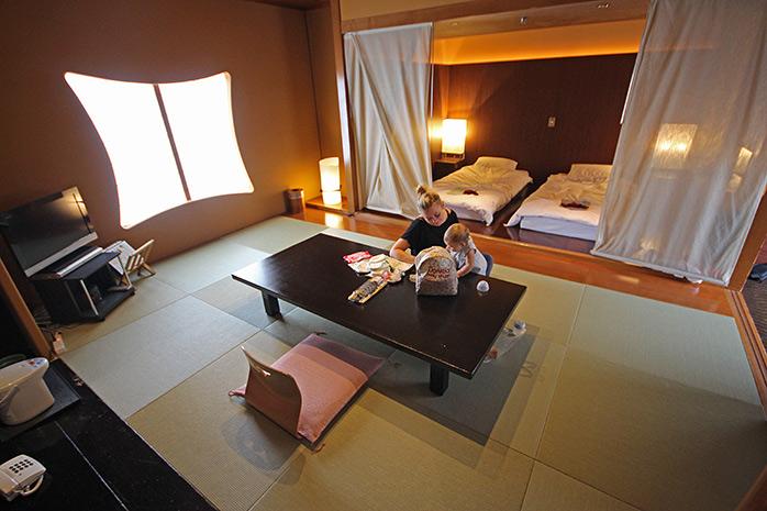 mejor hotel japon calidad precio