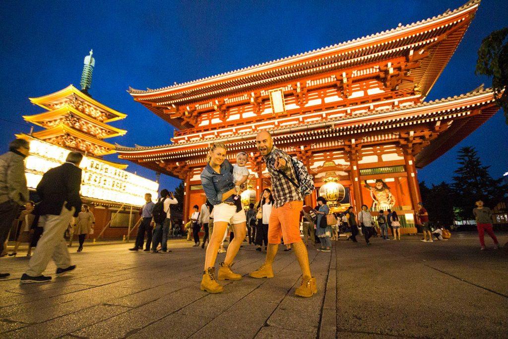 Templos japon