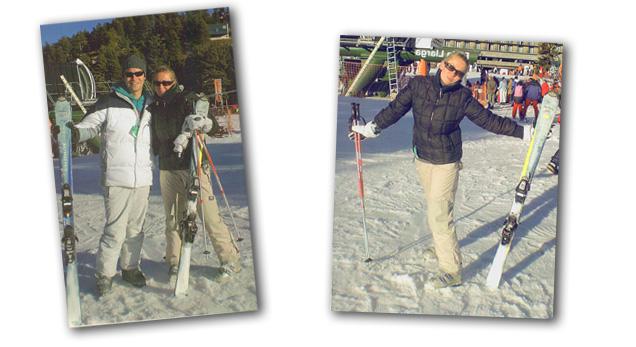 Esquiar y deportes de aventura en España