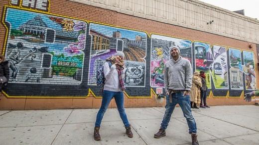 Visita el Bronx de Nueva York