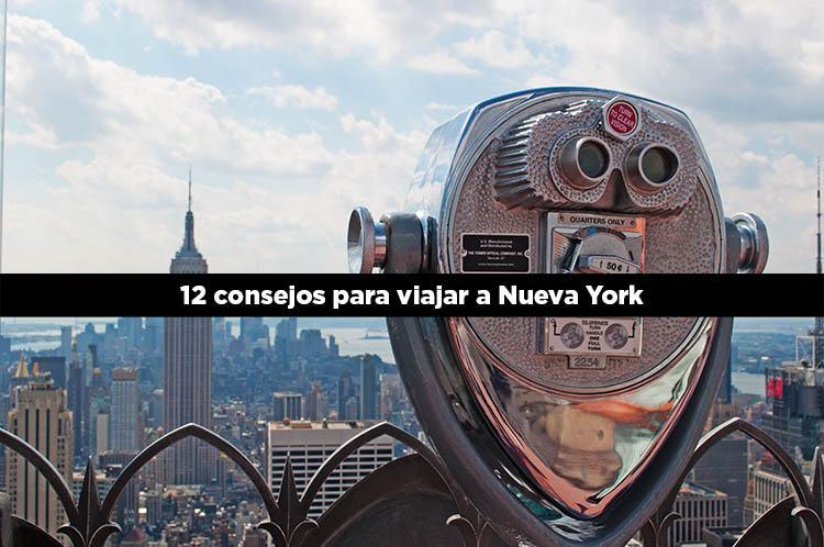 Nueva York Consejos para viajar