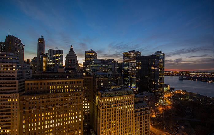 Vistas desde Manhattan. Consejos para viajar a Nueva york