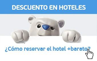 Descuento en Hoteles