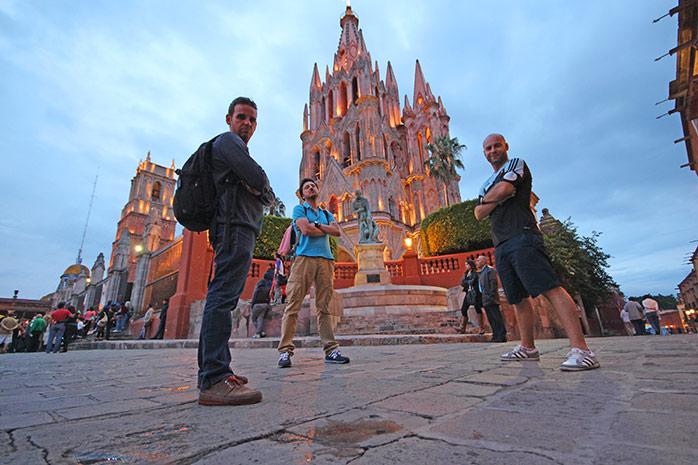 """San Miguel de Allende """"la mejor ciudad del mundo"""""""