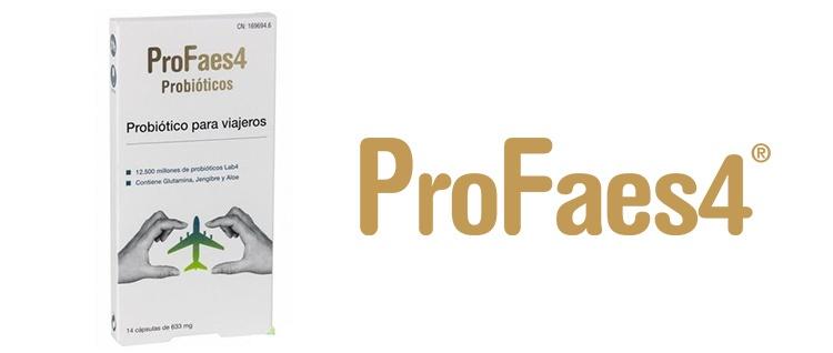 profaes4-probiotico-para-viajeros-14-capsulas. ProFaes4 Viajeros