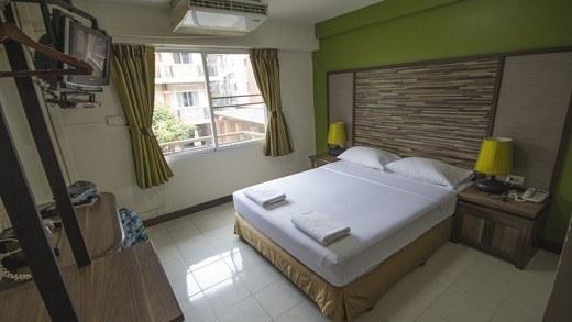 Donde Dormir en Khao San (Bangkok)