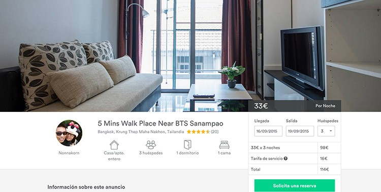 Alojamiento GRATIS y barato para Viajar
