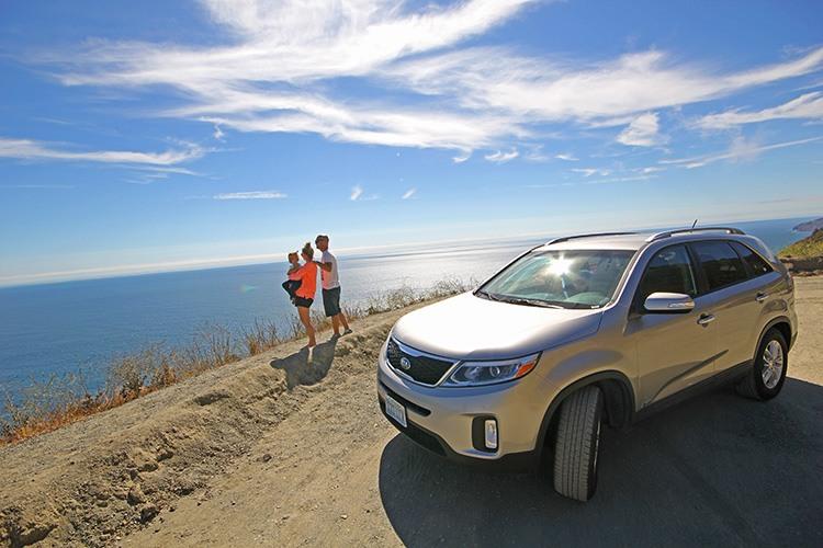 alquiler coche barato california