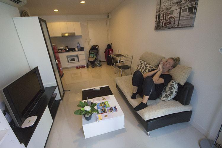 apartamento bangkok barato