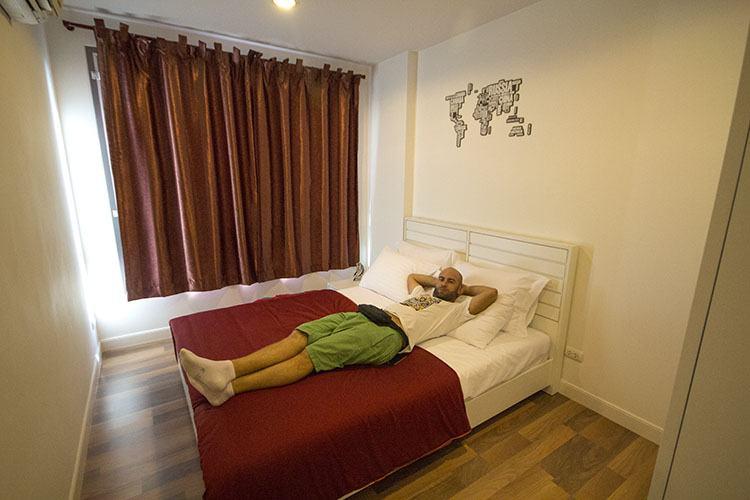 Alquilar apartamento en Bangkok barato