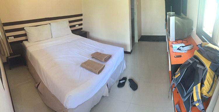 Koh Samui. Resort de lujo barato