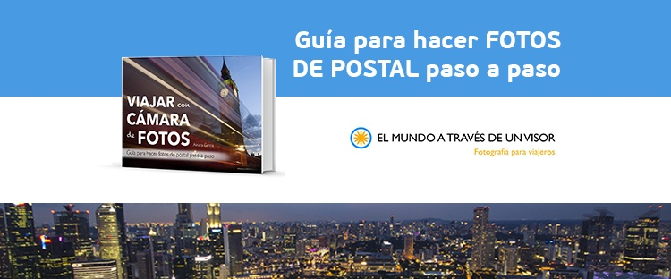 Guía para hacer fotos de postal paso a paso